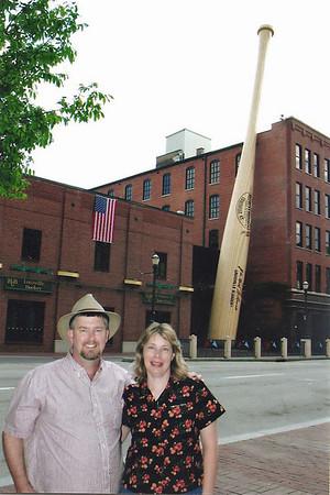 Louisville Slugger Ballbat Factory