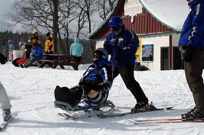 Lounsbury Adaptive Ski Program - Alan Kromer