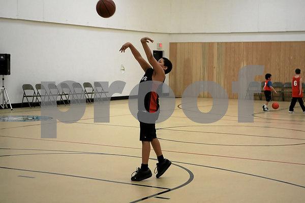 Love Social Services Basketball
