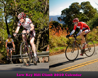Cover of the Calendar! The Mens and Womens Top Points Winner.