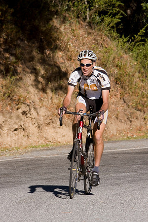 Low-Key Hill Climb Montevina