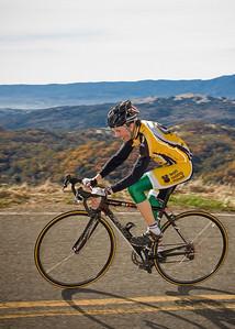 Low Key Hill Climb Week 9: Mount Hamilton