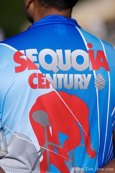 A Sequoia Century rider