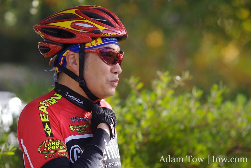 Is Kwan ready to tackle Mt. Diablo?