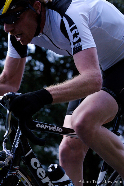Cervelo... please call Tim Clark at 1-800-CER-VELO to be your official spokesperson