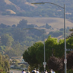 Quimby Road beckons the Low-Key Hillclimb Riders.