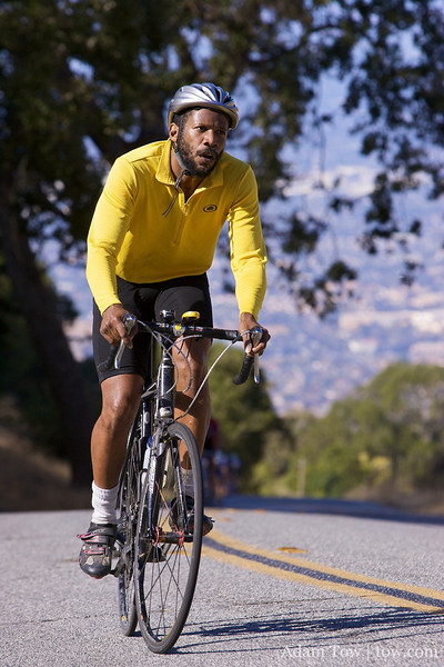 He always makes it seem so effortless. Must be the yellow jersey.