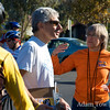 Barry and Pat, organizers for this week's climb