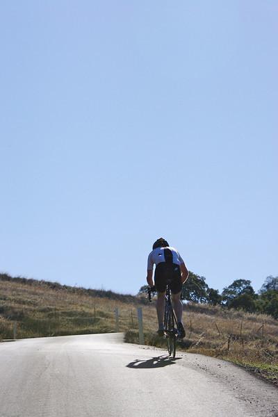 Racing towards the top