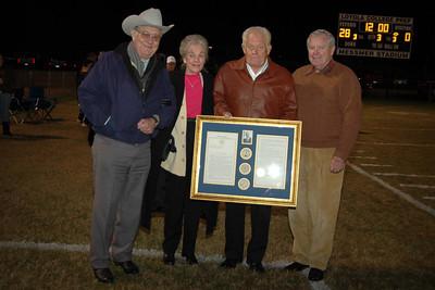 Loyola Football 2006 Remembers Tony Sardisco 1932 - 2006