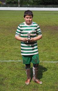 Jacob Pilgrim, Defence/Midfield