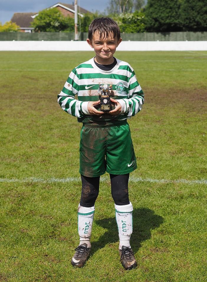 Bradley Hart, Midfield