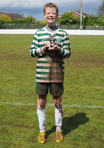 Ewan Campbell, Midfield/Forward