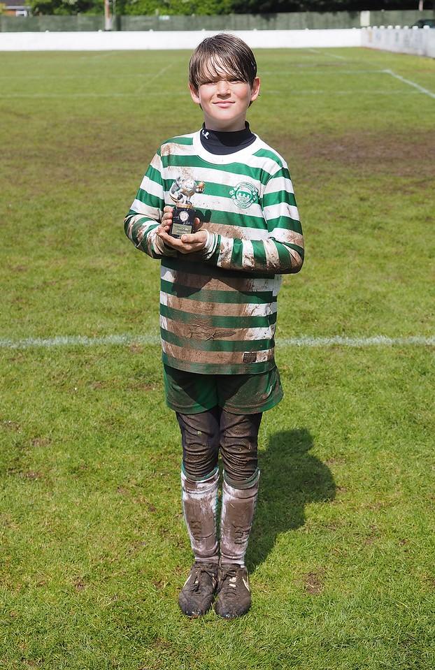Sam Archer, Midfield/Forward