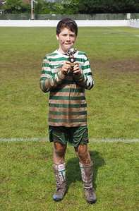 Max Harlow, Midfield