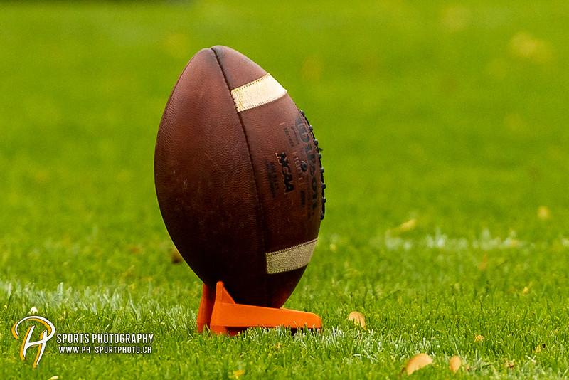 American Football - SAFV - Liga A: Luzern Lions - Bern Grizzlies - 18:47