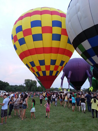 Lyle Balloon Fest 2013