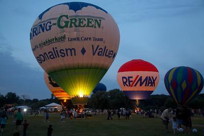 Lyle Balloon Festival 2009