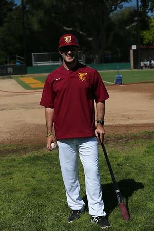 M-A Baseball coach