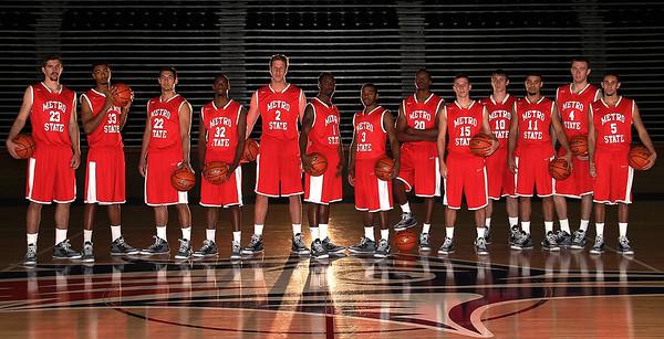 (M) MSU Denver Basketball