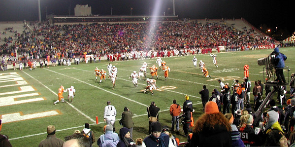 2003 MAC Football Championship: Miami (OH) at Bowling Green
