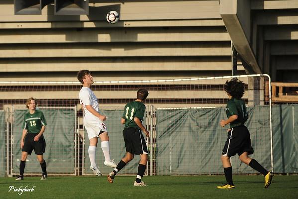 MBA Varsity Soccer 4-8-11