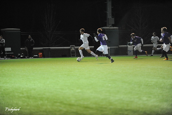 MBA Varsity Soccer Scrimmages- CPA- FRA- Athletic Signing