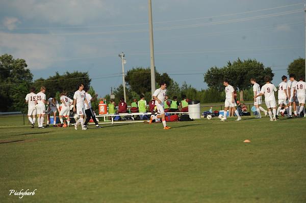 MBA Varsity Soccer Semi-finals state 2013