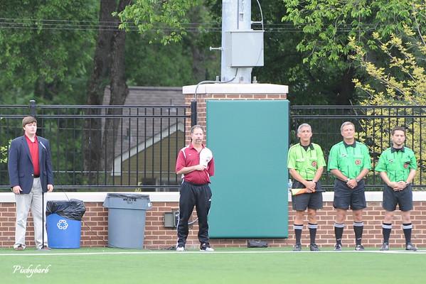 MBA Varsity Soccer State Playoff vs JP II 5-11-12