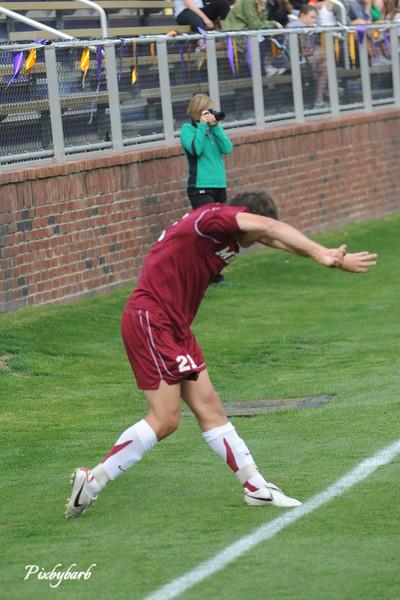 MBA Varsity Soccer vs CPA 3-2011