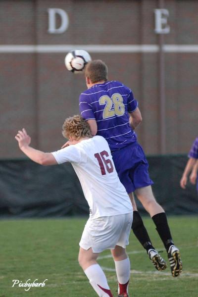 MBA Varsity Soccer vs CPA 4-1- 10