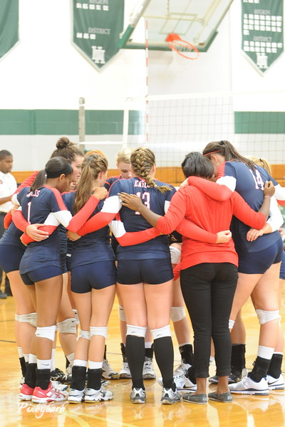 BA vs HH Volleyball 9-11-12