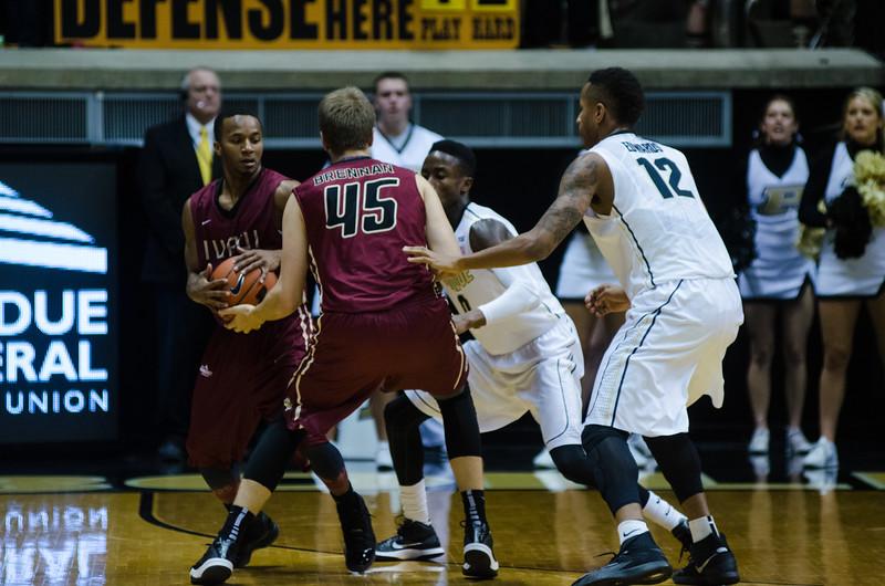 11/16/14 Basketball vs. IUPUI