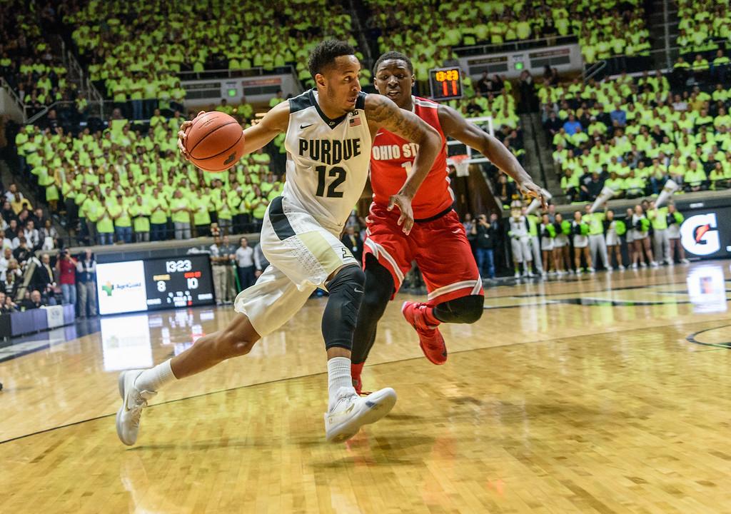 1/21/16 Ohio State, Vince Edwards