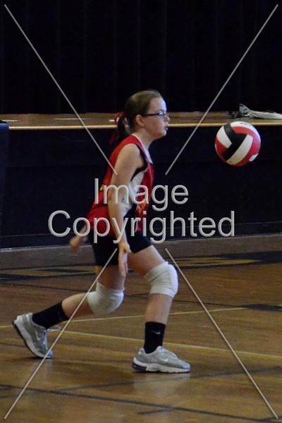 Mintz Volleyball Tournament 2012-10-19