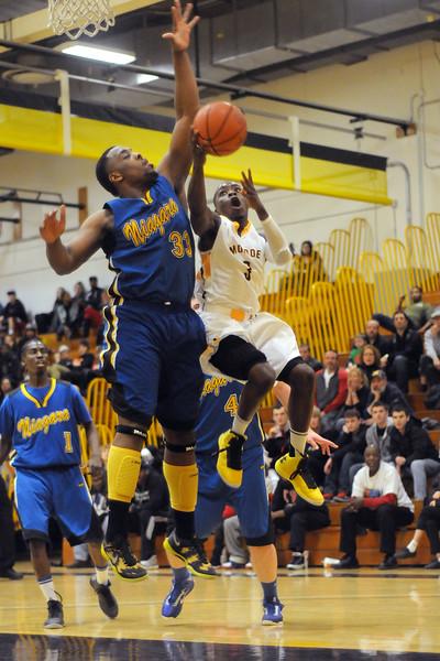 MCC Basketball Select 2012-2013