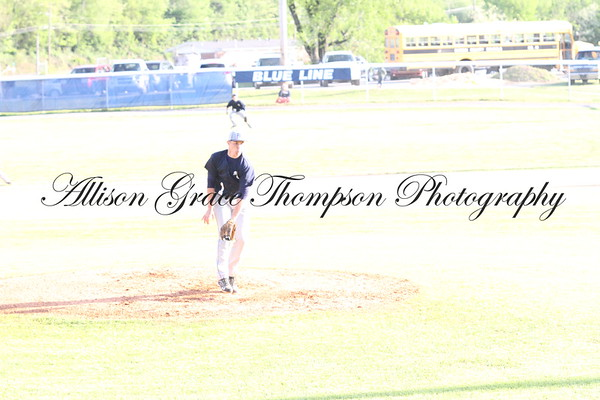 MCHS Baseball Spring 2012