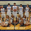 Basketball Seniors 2014