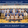 MCHS B Basketball 15-16 TEAM 8x10