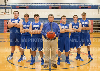 MCHS Basketball Picture Day 15-16