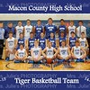 MCHS Basketball Tiger Team 14-15