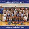 MCHS Girl's Team 8x10