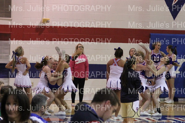 Girl's District Championship 2013