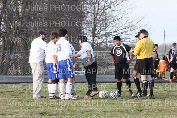 MCHS Boys Soccer 2010