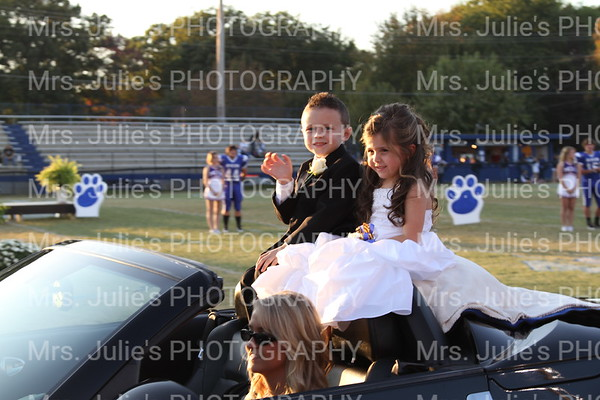 MCHS Homecoming 2011