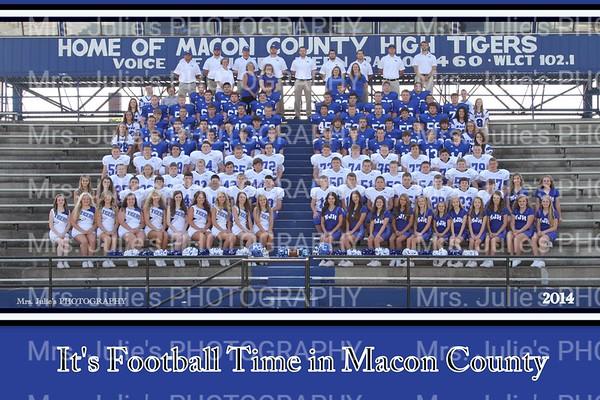 MCHS Football 2014