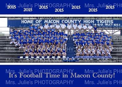 MCHS Football 2015