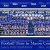 MCHS Football 2015 It's Football Time in Macon County!