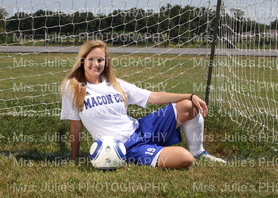 MCHS Girl's Soccer Picture Day