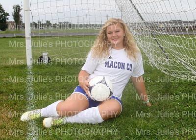 MCHS Girl's Soccer 2014